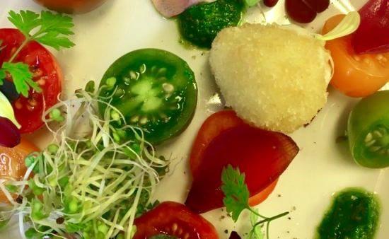 Bilde av salat