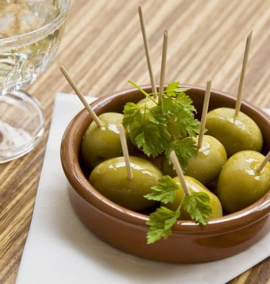 Bilde av oliven
